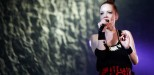 Garbage, Solidays festival 2012